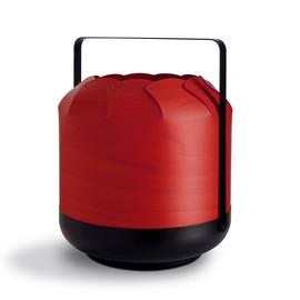 Chou H27 czerwony - Luzifer LZF - lampa biurkowa