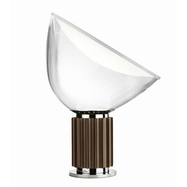 Taccia H64.5 brąz - Flos - lampa biurkowa