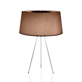 Tripod H46 mokka - Kundalini - lampa biurkowa
