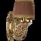 Bibione K-1 - Kutek - kinkiet klasyczny Kutek BIB-K-1(P/A)A online