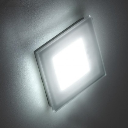 Sole 12x12 przezroczysty - Fontana Arte - lampa sufitowa - 4140 - tanio - promocja - sklep