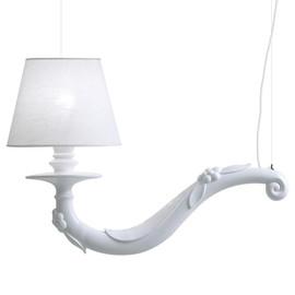 Deja Vu L60 biały - Karman - lampa wisząca