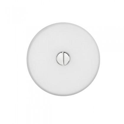 Mini Button Ø14 biały - Flos - lampa sufitowa - F1491009 - tanio - promocja - sklep