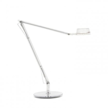 Aledin Dec H48-113 przezroczysty - Kartell - lampa biurkowa - 9195B4 - tanio - promocja - sklep