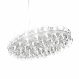 Prop Light Ø73 biały - Moooi - lampa wisząca