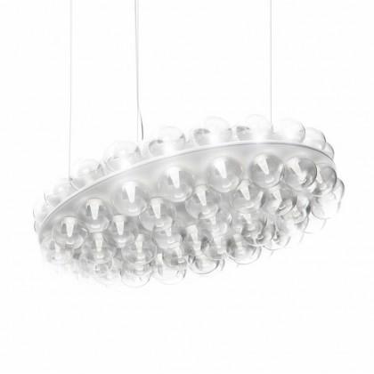 Prop Light Ø73 biały - Moooi - lampa wisząca - MOLPR1SD96WB - tanio - promocja - sklep