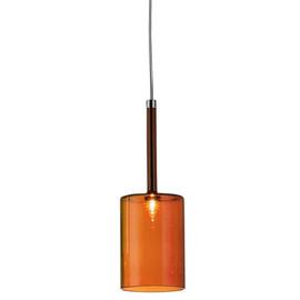 Spillray Ø10 pomarańczowy - AXO Light - lampa wisząca