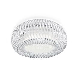 Kalatos Prisma Ø63 przezroczysty - Slamp - lampa sufitowa