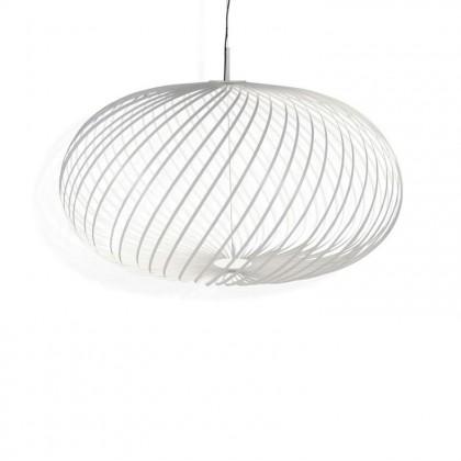 Spring Large Ø95-112 biały - Tom Dixon - lampa wisząca - SPP03WEU - tanio - promocja - sklep