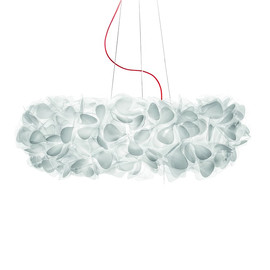 Mama Non Mama Ø53 przezroczysta gwint - Slamp - lampa wisząca