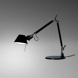 Tolomeo Micro H37 czarny - Artemide - lampa biurkowa