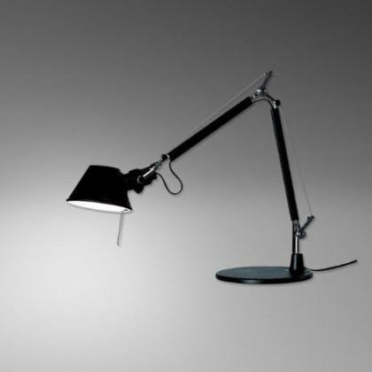 Tolomeo Micro H37 czarny - Artemide - lampa biurkowa - A011830 - tanio - promocja - sklep