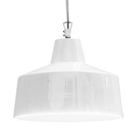 Gangster Ø48 jasne, białe - Karman - lampa wisząca