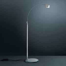 Falena H120 chrom - Fontana Arte - lampa podłogowa
