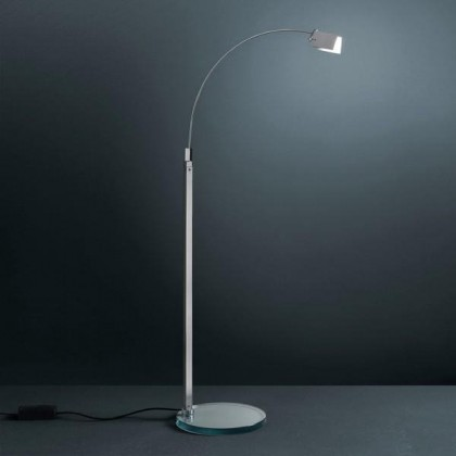 Falena H120 chrom - Fontana Arte - lampa podłogowa - 3016+3018 - tanio - promocja - sklep
