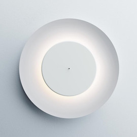 Lunaire Ø75 biały - Fontana Arte - lampa ścienna