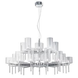 Spillray Ø118,8 przezroczysty - AXO Light - lampa sufitowa