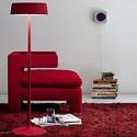 China H160 czerwony - Penta - lampa podłogowa