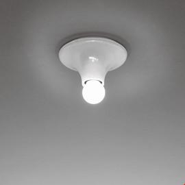 Teti Ø14 biały - Artemide - lampa sufitowa