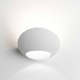 Garbi L20 biały - Luceplan - lampa ścienna