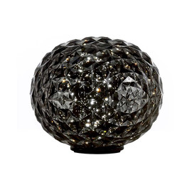 Planet H27 czarny, antracyt - Kartell - lampa biurkowa