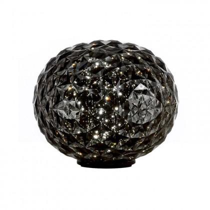 Planet H27 czarny, antracyt - Kartell - lampa biurkowa - 9386FU - tanio - promocja - sklep