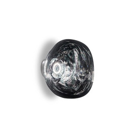 Melt Mini Surface Led Ø30 chrom - Tom Dixon - lampa sufitowa