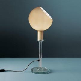 Parola H53 bursztyn - Fontana Arte - lampa biurkowa