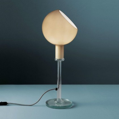 Parola H53 bursztyn - Fontana Arte - lampa biurkowa - M2658+V2689AM - tanio - promocja - sklep