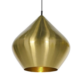 Beat Stout Ø52 mosiądz - Tom Dixon - lampa wisząca