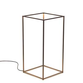 Ipnos H70 brązowy - Flos - lampa biurkowa