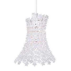 Bloom H70 biały - Kartell - lampa wisząca