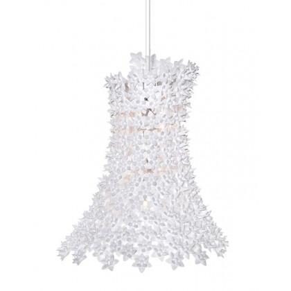 Bloom H70 biały - Kartell - lampa wisząca - 925003 - tanio - promocja - sklep