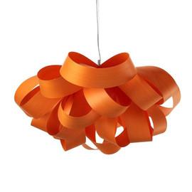Agatha Ø76 pomarańczowy - Luzifer LZF - lampa wisząca