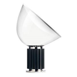 Taccia H64,5 czarny, biały - Flos - lampa biurkowa
