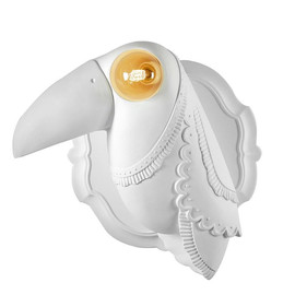 Cubano H45 biały - Karman - lampa ścienna