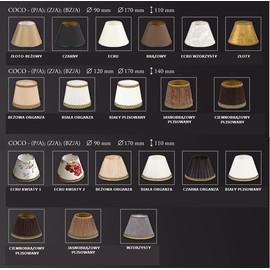 Coco ZW-8 - Kutek - lampa wisząca