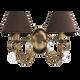 Coco K-2 - Kutek - kinkiet klasyczny Kutek COC-K-2(P/A) online