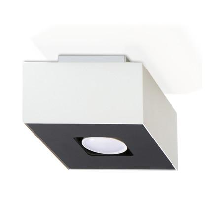 Plafon MONO 1 Biały - Sollux - SL.0066 - tanio - promocja - sklep