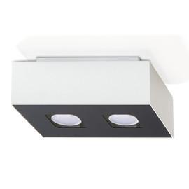 Plafon MONO 2 Biały - Sollux