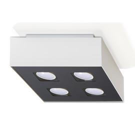 Plafon MONO 4 Biały - Sollux