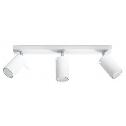 Plafon RING 3 Biały - Sollux - SL.0089 - tanio - promocja - sklep