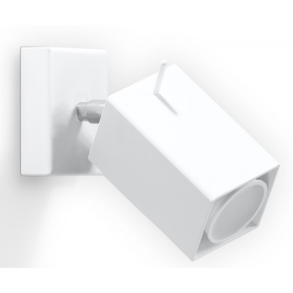 Kinkiet MERIDA Biały - Sollux - SL.0095 - tanio - promocja - sklep