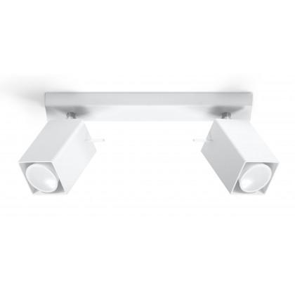 Plafon MERIDA 2 Biały - Sollux - SL.0096 - tanio - promocja - sklep