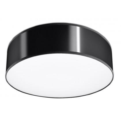 Plafon ARENA 35 Czarna - Sollux - SL.0121 - tanio - promocja - sklep