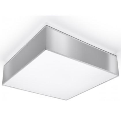 Plafon HORUS 35 Szary - Sollux - SL.0137 - tanio - promocja - sklep