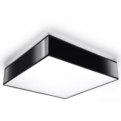 Plafon HORUS 45 Czarny - Sollux - SL.0139 - tanio - promocja - sklep