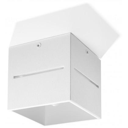 Plafon LOBO Biały - Sollux - SL.0209 - tanio - promocja - sklep