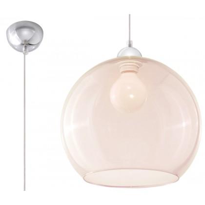 Lampa Wisząca BALL Szampański - Sollux - SL.0249 - tanio - promocja - sklep