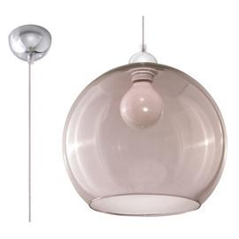Lampa Wisząca BALL Grafit - Sollux